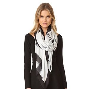 KATE SPADE l New Resolutions Scarf